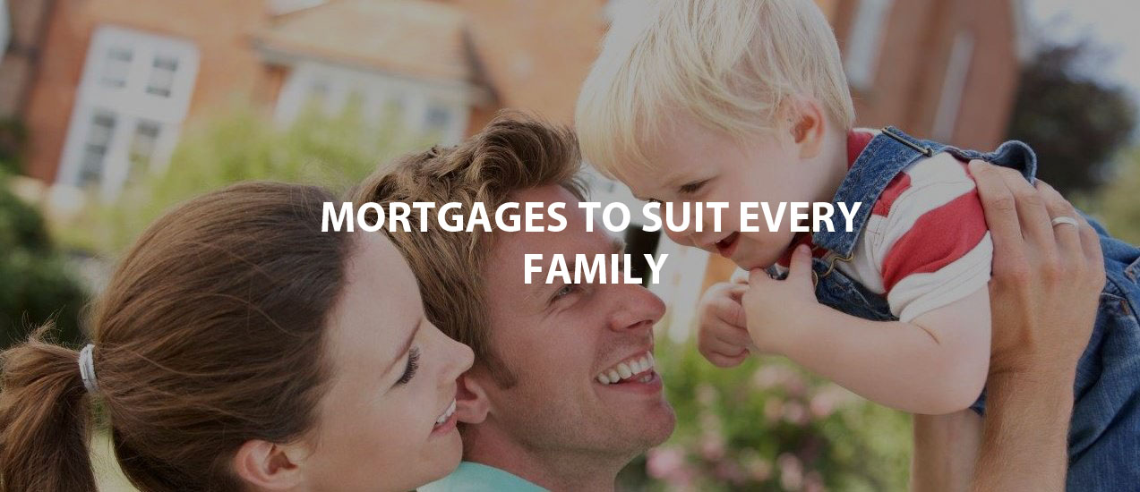 A Family Holding a Baby - Mortgage Lender Gerard Buckely of Jaguar Mortgages for Wasaga Beach, Collingwood, & Thornbury.