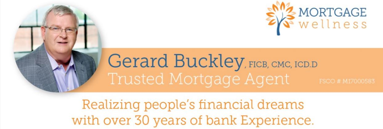 Mortgage Lender Gerard Buckely of Jaguar Mortgages for Wasaga Beach, Collingwood, & Thornbury.