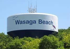 Wasaga Beach Water Tower - Mortgage Broker Wasaga Beach - Jaguar Mortgages, Gerard Buckely