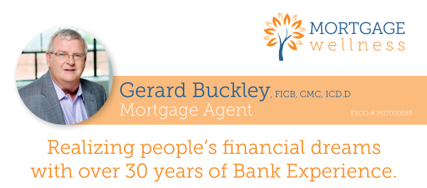 Gerard buckley, mortgage agent