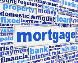 A Word Diagram Describing Mortgages - Mortgage Lender Gerard Buckely of Jaguar Mortgages for Wasaga Beach, Collingwood, & Thornbury.