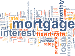 A Word Diagram Regarding Mortgages - Mortgage Lender Gerard Buckely of Jaguar Mortgages for Wasaga Beach, Collingwood, & Thornbury.