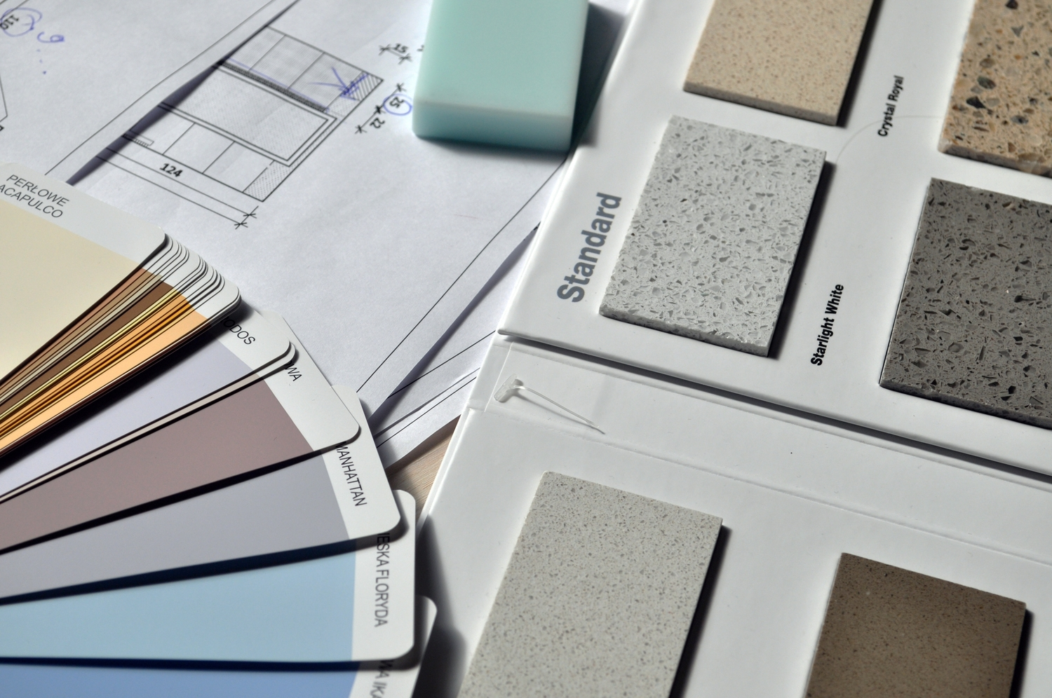Ontario construction home finishing samples